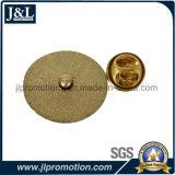 Умрите пораженный Pin отворотом Semi-Cloisonne с экстренным печатание