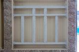 Balcón de acero galvanizado decorativo de alta calidad 37 que cercan con barandilla de la aleación de Haohan Alluminum
