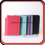 Insert Pen Stitching Spine PU Notebook