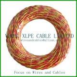 Verdrehte Kabel, aufbauendes Haushalt Belüftung-Drahtseil