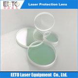De gesmolten Lens van de Bescherming van het Kiezelzuur voor de Machine van het Knipsel/van het Lassen van de Laser van de Vezel