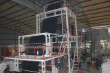 2SJ-G50 HDPE y LDPE PE Máquina de película soplada con la cabeza de troquel rotativo