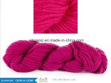 Filato riflesso filato acrilico del Crochet di 100% per il lavoro a maglia dei reticoli operati