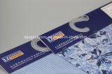 Покрашенная хлопчатобумажной пряжей сплетенная ткань Shirting способа