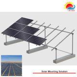Sistema al suolo solare anodizzato della cremagliera del montaggio dell'alluminio 6005-T5 (SY0031)