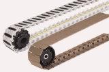 Пластичная цепь транспортера для нагружать продуктов