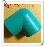 DIN 8077-8078 PPR Pipe Fitting in Green Color
