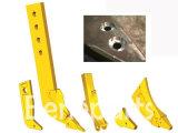 piezas pesadas de la máquina 9j8923, piezas de maquinaria de construcción, asta del destripador del cargador