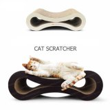 Veiligheid Eco-Friendly Pet Toy Afdrukken Sofa Cat Scratching Board