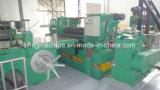 Trancheuse hydraulique et le rembobineur ligne usine chinoise de la machine