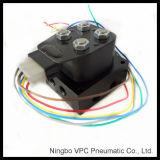 """Comparer la suspension de vanne électromagnétique de l'air Vu2 2-Corner de taux d'Accu découvrent 3/8 """" TNP"""