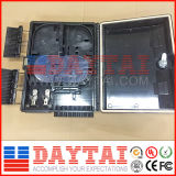 Black No Cut Cable Sangria 16 Cores FTTH Distribution Termination Box