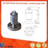 Tubi rinati del calibro di vuoto della termocoppia del metallo della Cina Chengdu Zj-54D Kf10-16 per il vuoto che metallizza la valvola elettronica della macchina Zj-54D Kf10-16