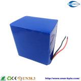 E-motor het Pak van de Batterij van de Autoped LiFePO4 60V 20ah
