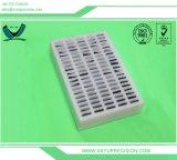 Componentes personalizados OEM do alumínio de carcaça do CNC
