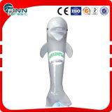 Conimetro a urto ad azionamento idraulico di figura animale materiale della vetroresina