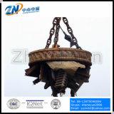 Fabricante de China do ímã de levantamento da série MW5 para segurar as sucatas de aço, ímã MW5-130L/1 de Lifing da sucata