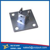 Fabricación de metal de hoja/trabajo de acero de encargo de la fabricación