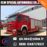 De droge Vrachtwagen van de Motor van de Brand van het Poeder