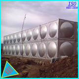 Tank van de Opslag van het Water van het Roestvrij staal van de fabriek de Directe die in China wordt gemaakt