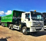 40FT de aanhangwagen van het nut, semi aanhangwagen, Skeletachtige aanhangwagen, de aanhangwagen van de Vrachtwagen