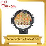 Lampe de travail minière Epistar LED de 7 pouces 63W