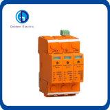 Protecteur de saut de pression de dispositif protecteur de saut de pression de foudre DIN DC1000V sur rail SPD