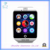 Многофункциональный Q18 телефонный вызов моды Andriod Smart часы с будильником Bluetooth