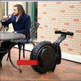 """Um Unicycle elétrico grande popular da roda, alta velocidade elétrica esperta da motocicleta um """"trotinette"""" da roda"""