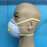 Masque remplaçable industriel de respirateur de garantie avec le carbone et la soupape actifs