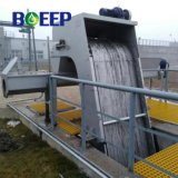 Machine de nettoyage automatique de la corbeille Rack pour les textiles Usine de traitement des eaux usées