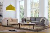 Tela moderna Sofa-Hc8803 de la sala de estar de los muebles caseros