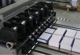 Máquina que corta con tintas de papel para el cuero y el papel del libro