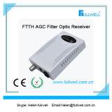 AGC 기능 (FWR-8610G)를 가진 FTTH 소형 광학적인 마디/수신기