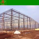 高品質サンドイッチパネルのプレハブの金属の構築の鉄骨構造の倉庫