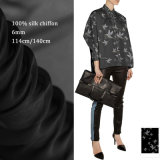 Konkurrenzfähiger Preis-neues Tier konzipiert Silk Chiffon- Gewebe für Dame-Hemd