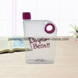 380 мл A5 плоской Memo дешевые BPA бесплатно бутылка воды