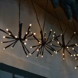[2م100لدس] [بروون] إنفجار كرة خيط ضوء لأنّ عيد ميلاد المسيح زخرفة أضواء
