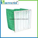 Bolso de filtro superior del colector de polvo del poliester del bolsillo de la calidad