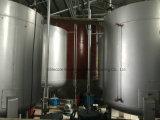 De la espuma de la esponja del poliuretano espuma continua automáticamente que hace la maquinaria