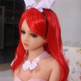 Кукла секса TPE реалистическая малая Breats японского типа Anime