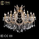 Luz de cristal luxuosa do candelabro K9 da venda quente