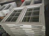 Doppia finestra della stoffa per tendine con il vetro isolato barra della decorazione