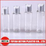 bottiglia di plastica dell'animale domestico trasparente 50ml con la spalla rotonda (ZY01-B011)