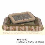 Hundebett-super weiche Haustier-Matten-Betten Yf91012