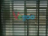 Schermo di visualizzazione trasparente Semi-Esterno del LED di colore completo P6