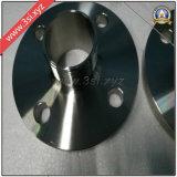 Adaptador roscado del borde del estruendo del acero inoxidable