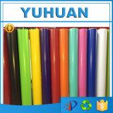 Signo de transferencia de calor de PVC de rollos de vinilo