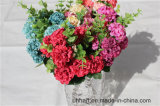 소형 꽃 공 전체적인 년 훈장을%s 인공적인 Hydrangea 꽃
