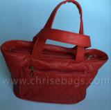 De rode Handtas van Pu voor de Manier van Vrouwen